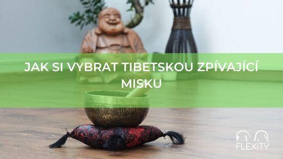 Jak si vybrat zpívající tibetskou misku?