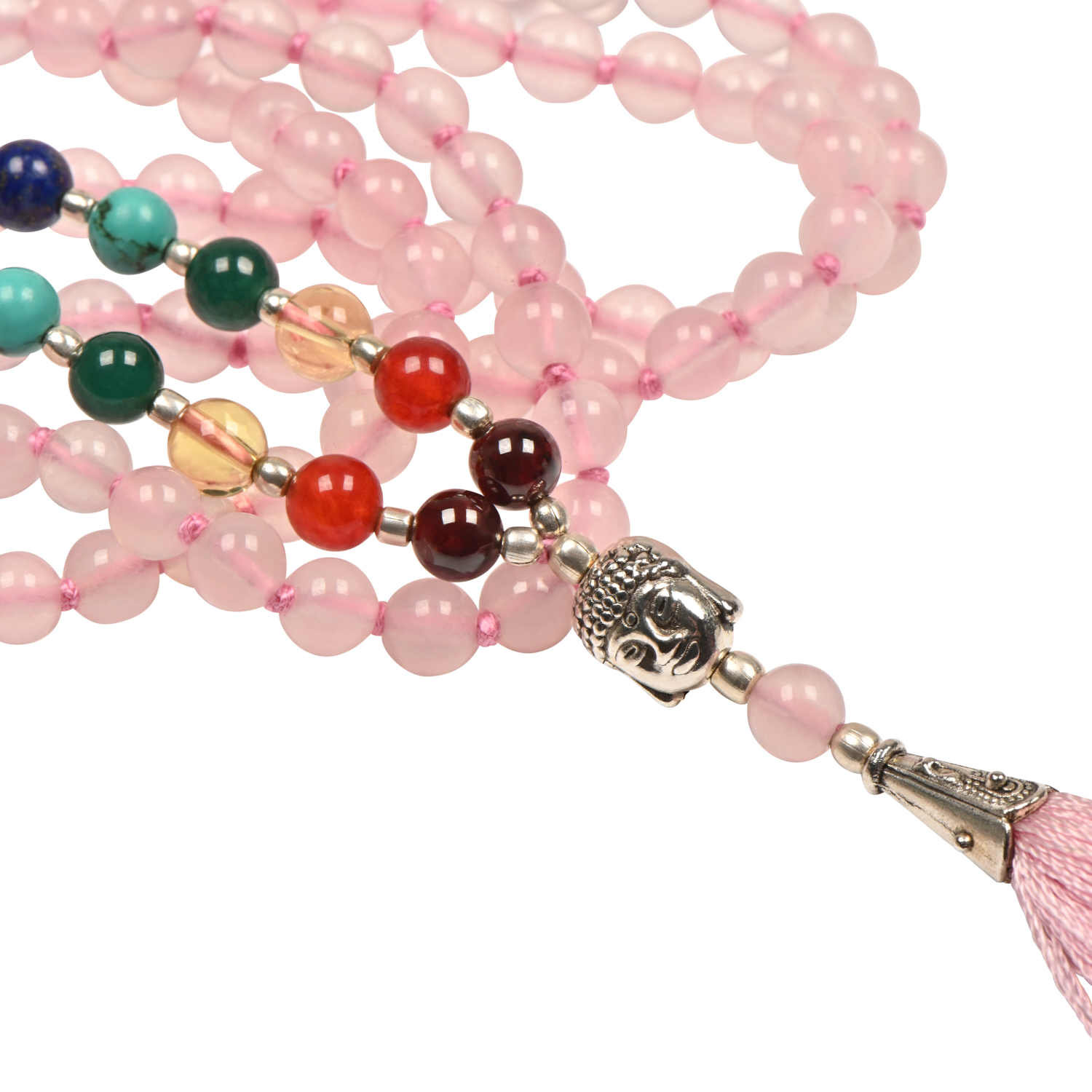489crq_yoga_accessoires_rosenquarz_mala_pinke_quaste_kette_close_up