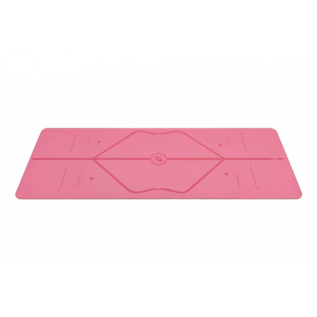 267 3 liforme yoga mat joga podlozka 4mm ruzova