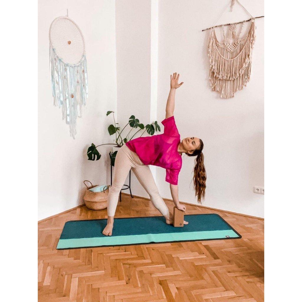 477 3 manduka korkovy joga blok 23 x 15 x 10 cm