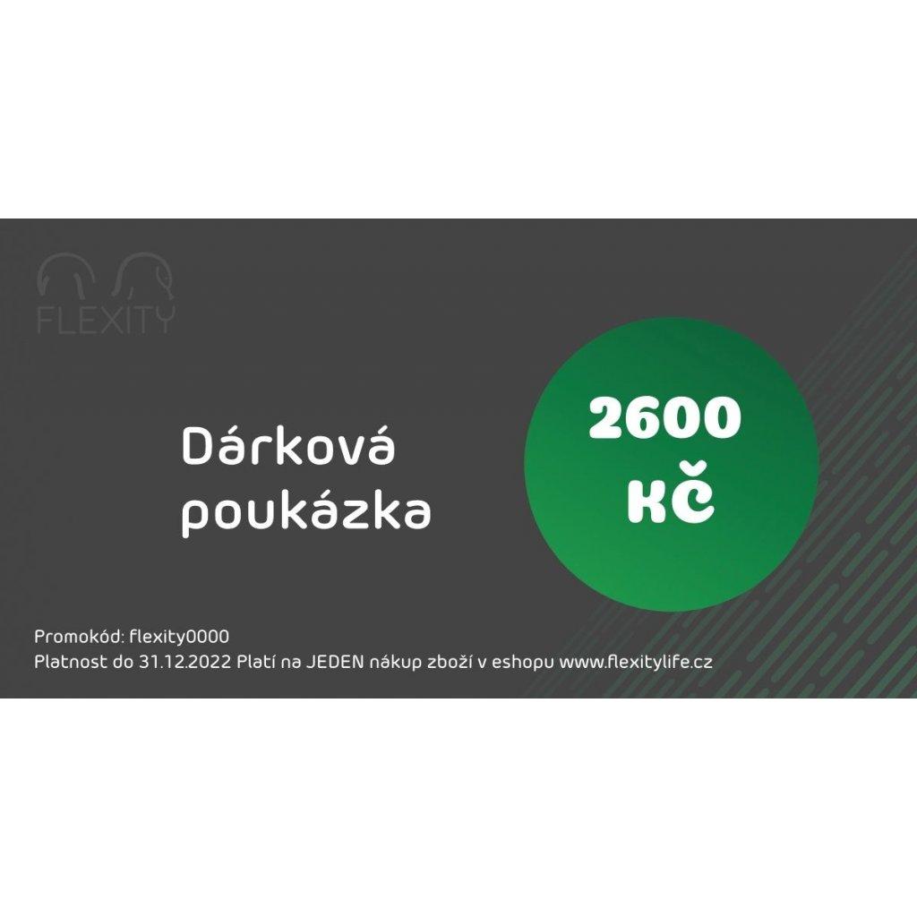 Poukazka2600