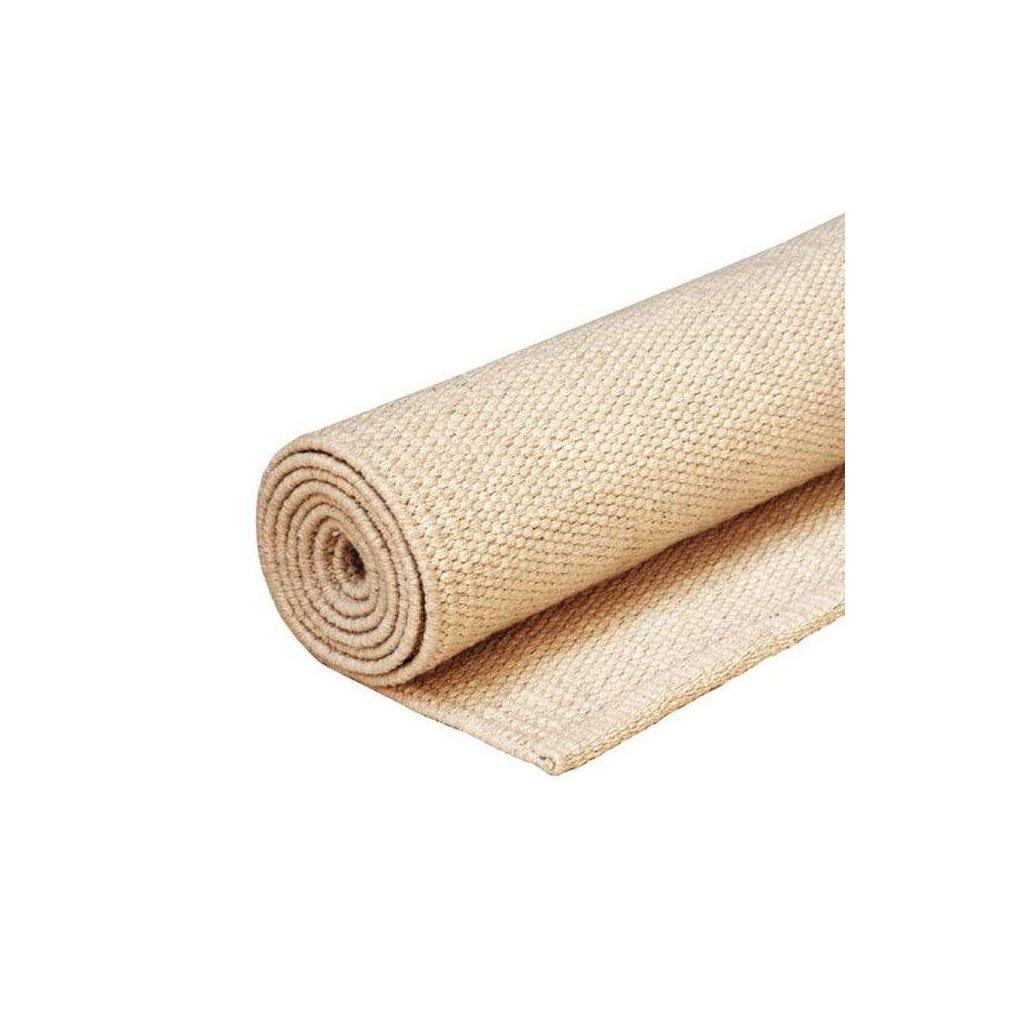 78 1 bodhi koberec na jogu ecru 200cm