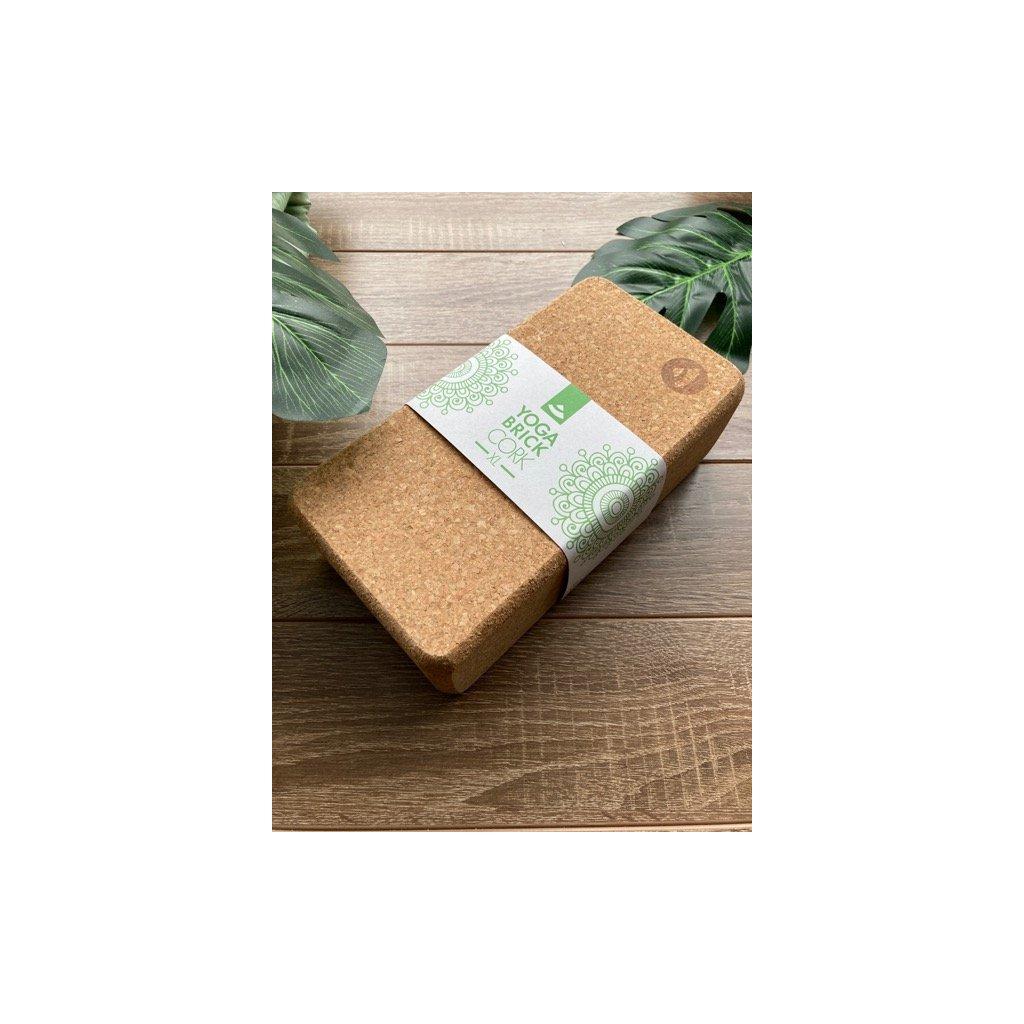 yoga tehlicka korkova brick standard
