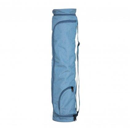 904tbb yoga yogatasche asana bag 60 dunkelblau stehend