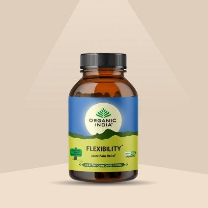 Flexibility kapsuly Organic India