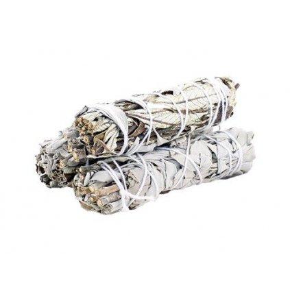 AWG Vykuřovací Svazky - Bílá šalvěj a Yerba Santa 10 cm