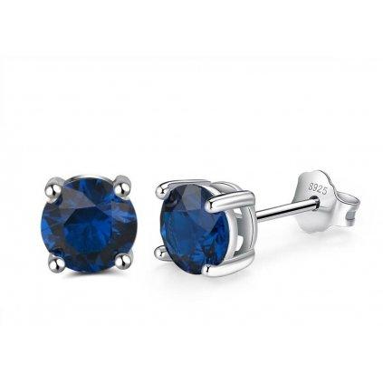 tachyonizovane nausnice earrings sterlingsilver 5 mm 7