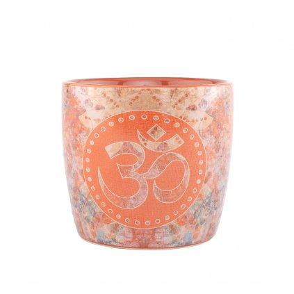 513ro yoga bodhi yogimug keramiktassen rusty om rechts