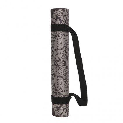 Yoga Design Lab Commuter Mat Mandala Black podložka 1,5mm za 57,99 Dovoz od 75 EUR zdarma, doručenie do 2 dní, 98% spokojnosť, 100 dní na vrátenie.  1