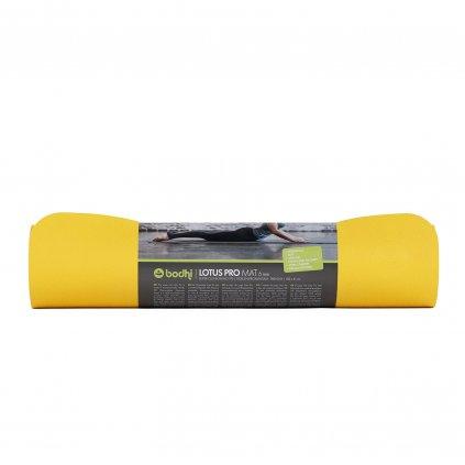 942lpx yoga yogamatte lotus pro schwarz sammelbild