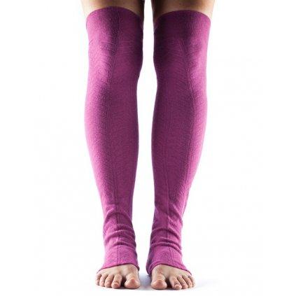 Toesox Legwarmers Open Heel Luscious - návleky na lýtka