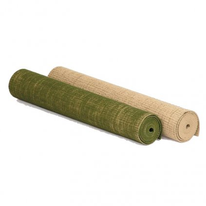 bodhi jute pro jutova jogaová podlozka 4mm 183 cm