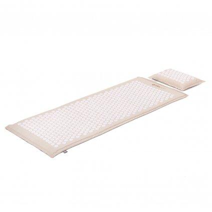 536e wellness entspannung akupressur xl set eco kokos matte komplett