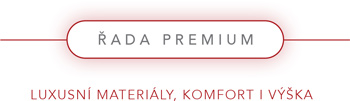 Řada matrací Premium