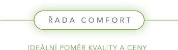 Řada Comfort matrací FlexyFlex