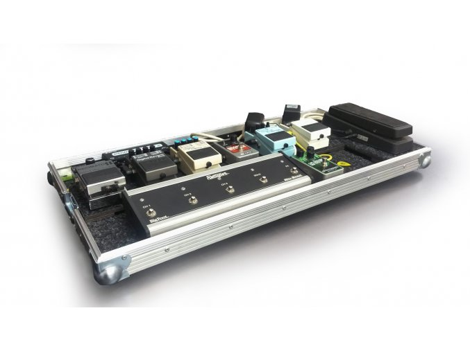 přepravní obaly pedalboard case-racky