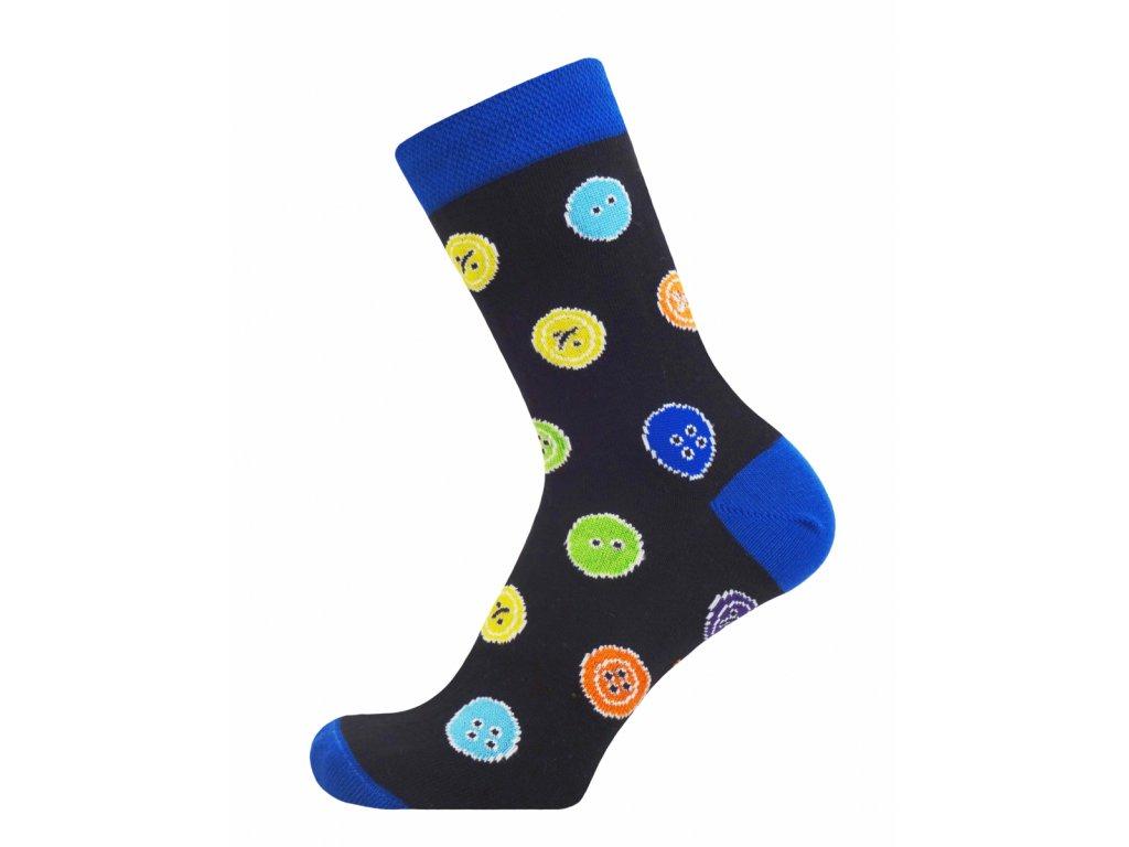 Pánské klasické ponožky BUTTON