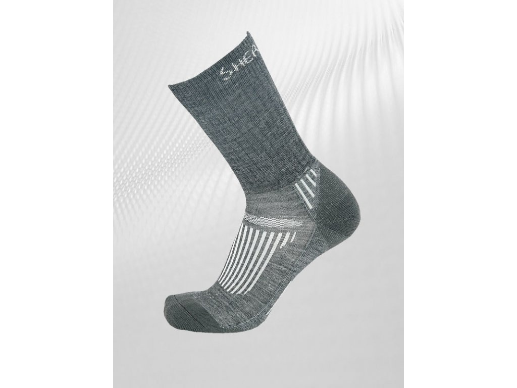 Ponožky JUNCAL šedé