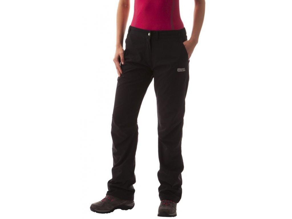 Zateplené kalhoty černé NBFLP4572