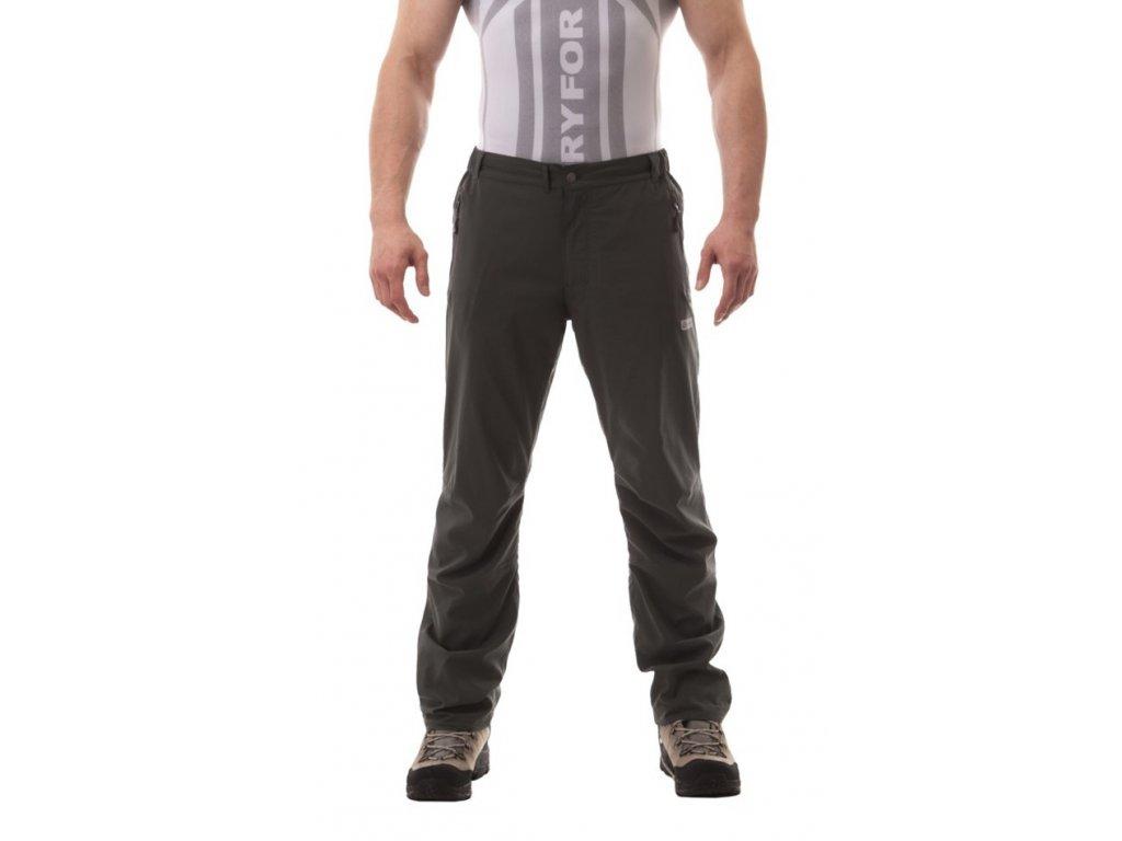 Pánské kalhoty outdoorové DESSERT NBFMP4570