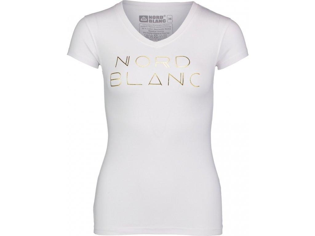 Dámské tričko NBSLT6747