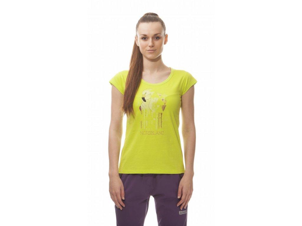 Dámské tričko NBSLT5108