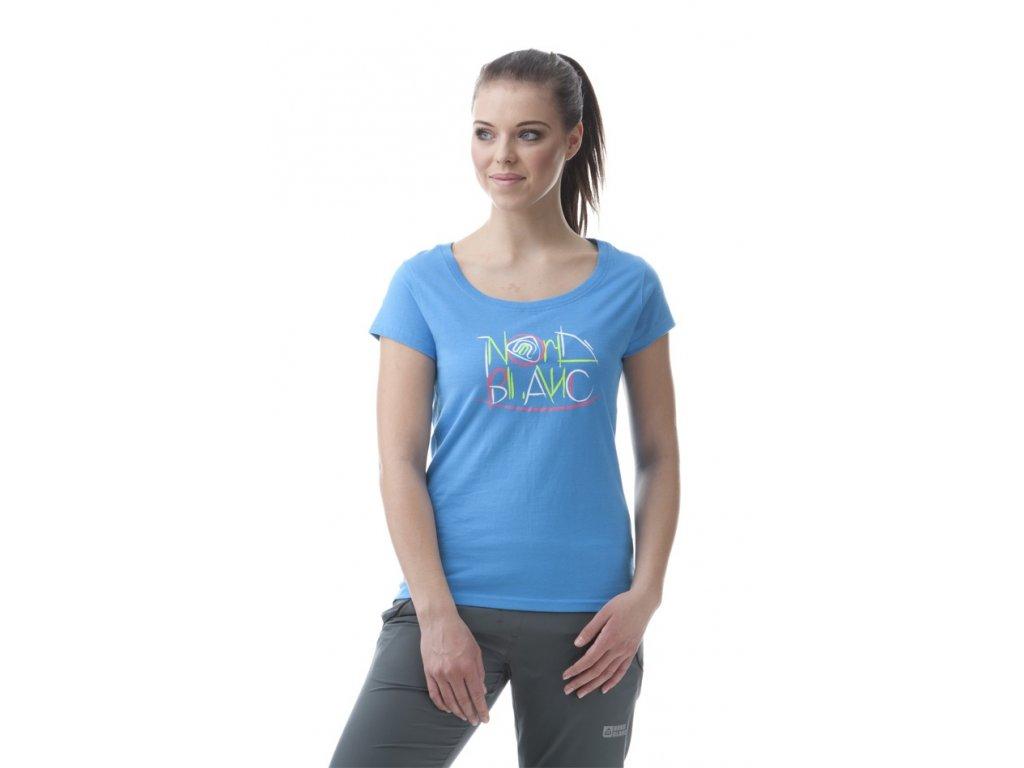 Dámské tričko NBSLT5636