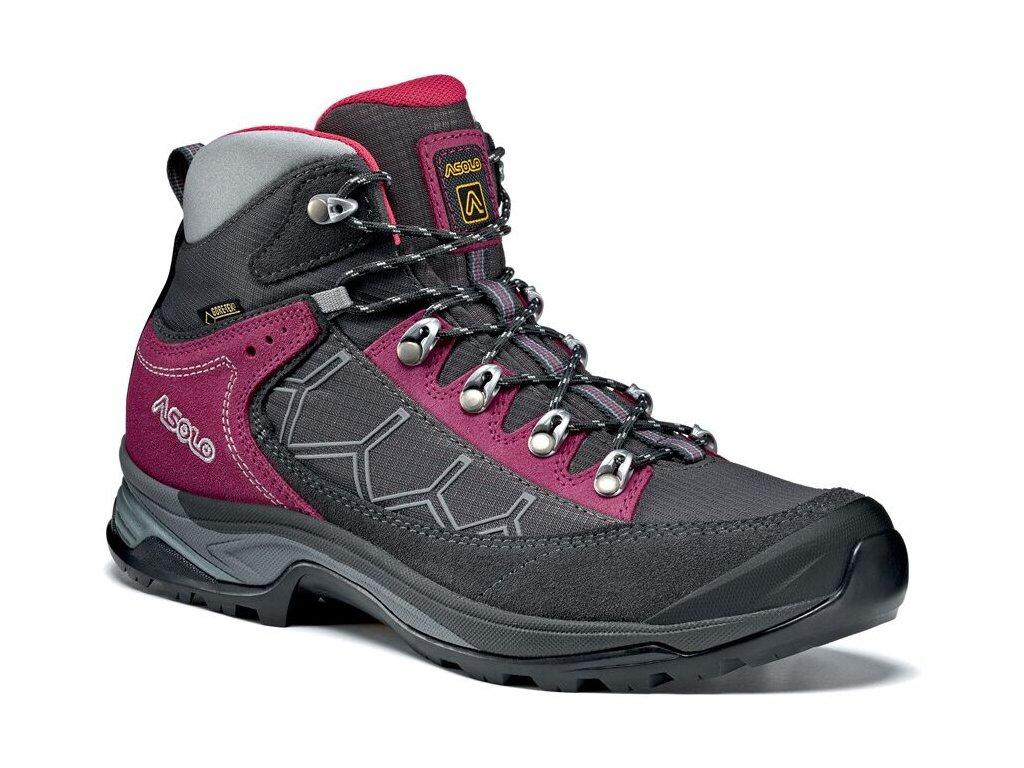 Falcon GV ML A189 graphite/graphite Velikost obuv dámská: 5