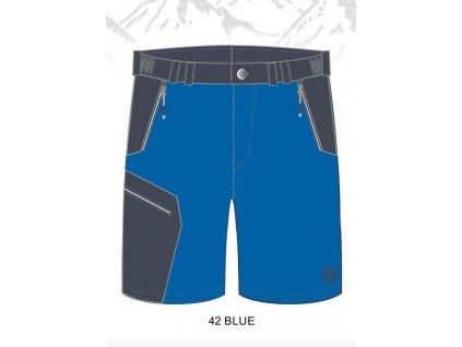 Pánské sportovní kraťasy GTS blue