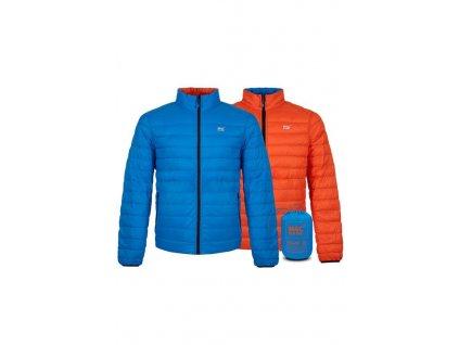 Lehká péřová bunda sbalitelná do sáčku Mac In A Sac Polar royal