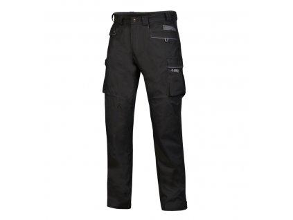 Kalhoty Defender 2.0 black/grey