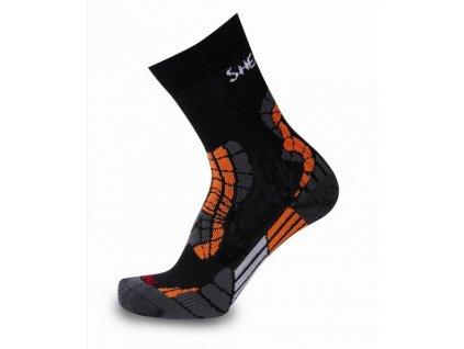 Ponožky CHAMLANG černé