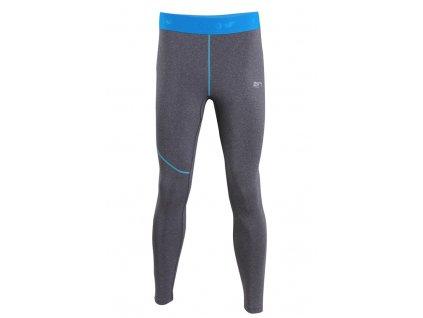 Dětské běžecké kalhoty GRAN grey