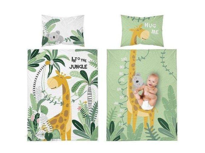 detske povleceni zirafa