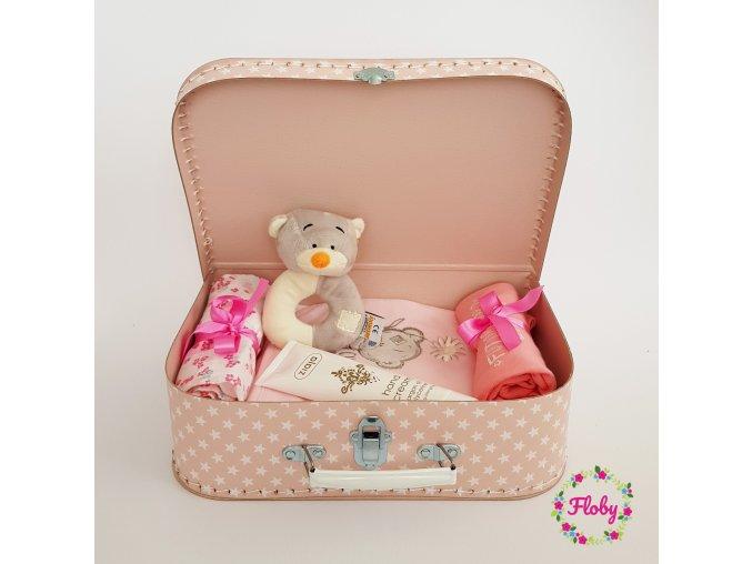 darkova sada pro miminko holcicka kufrik 3