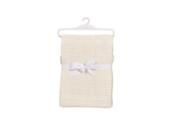 bavlnena deka bezova