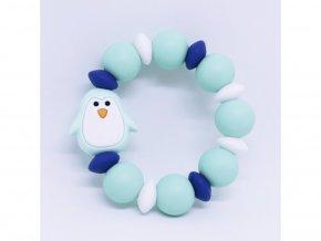 silikonove kousatko modre tucnak