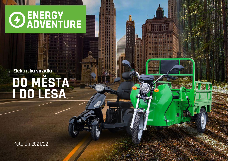 Elektrická vozidla do města, na zahradu i do lesa v prodeji v Karlových Varech