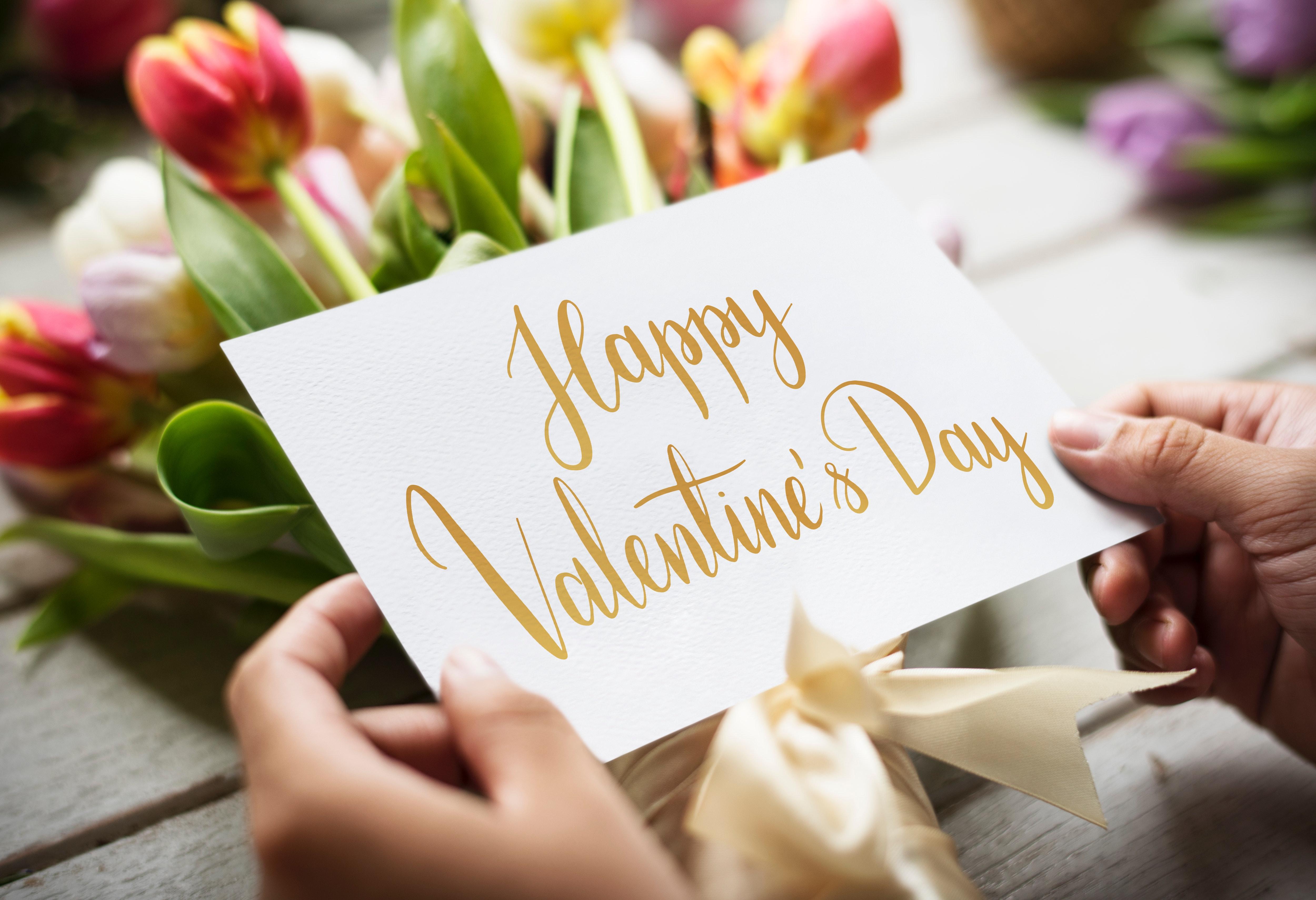 Nezapomeňte koupit květiny k Valentýnu