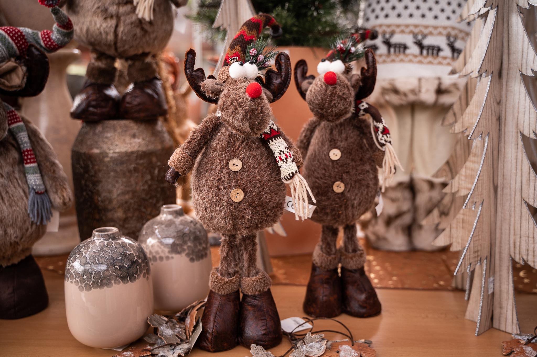 Vánoční dekorace a doplňky