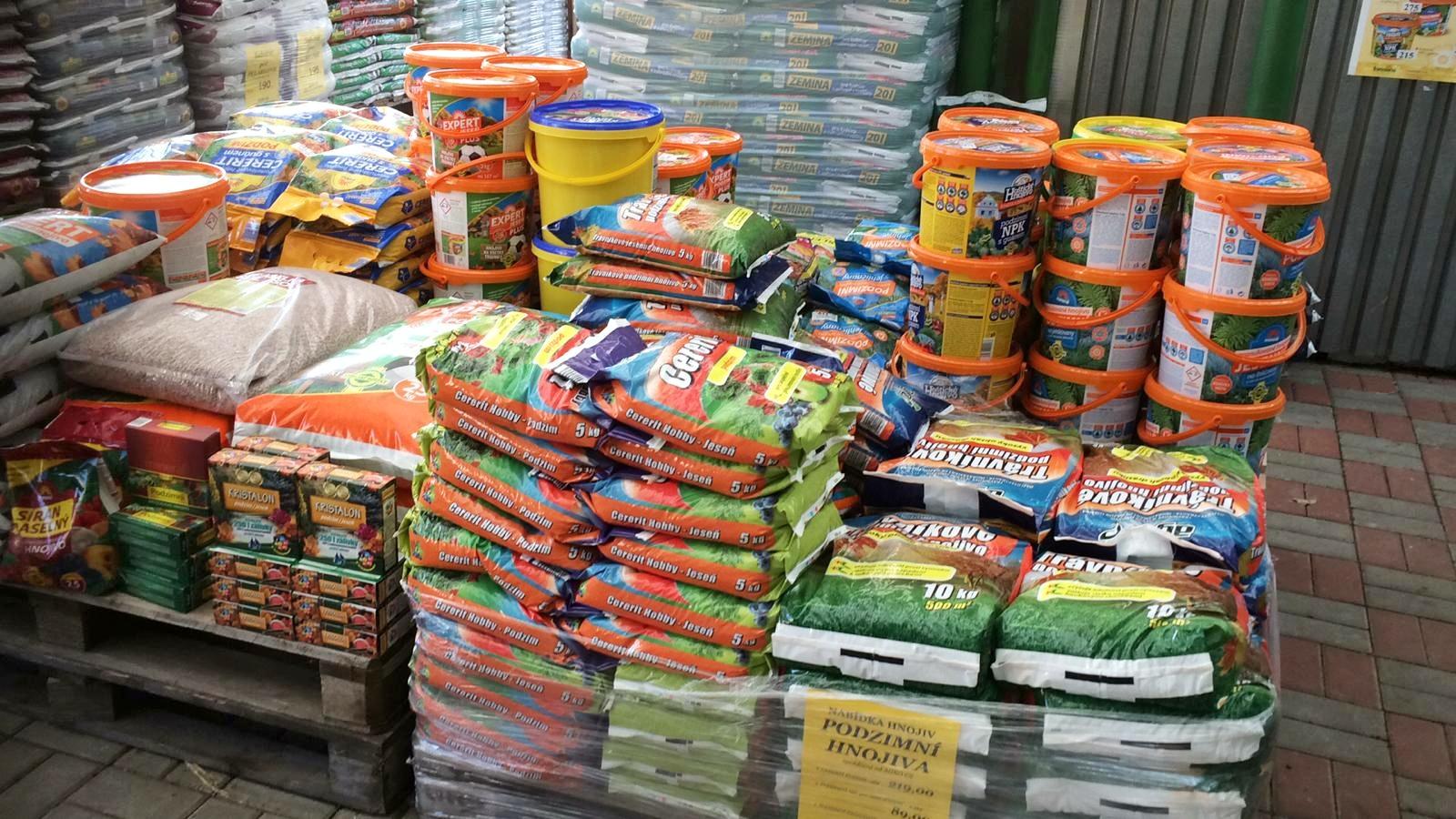 Nabídka osvědčených podzimních hnojiv od AGRO CS