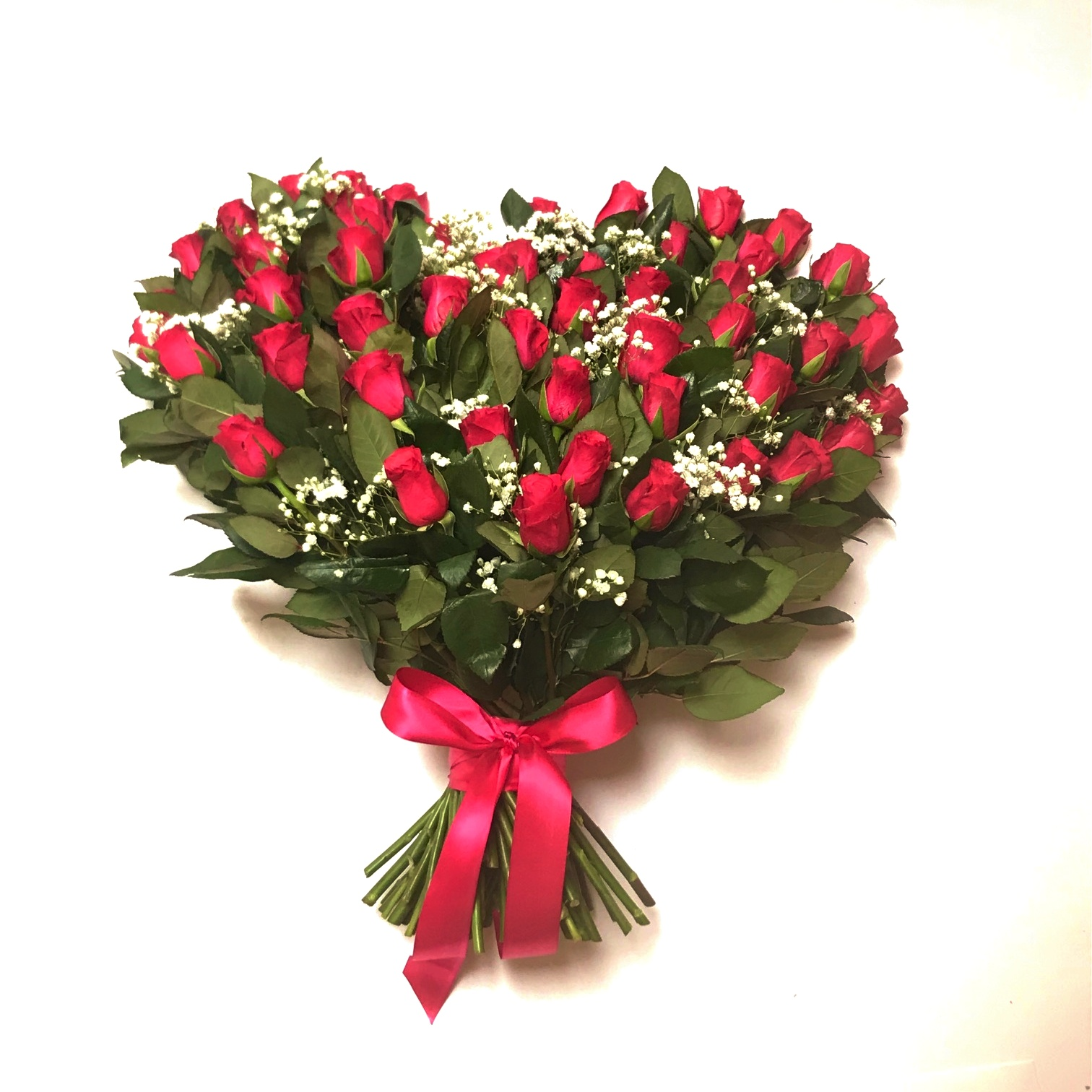 Valentýn se blíží. Nezapomeňte včas objednat květiny!