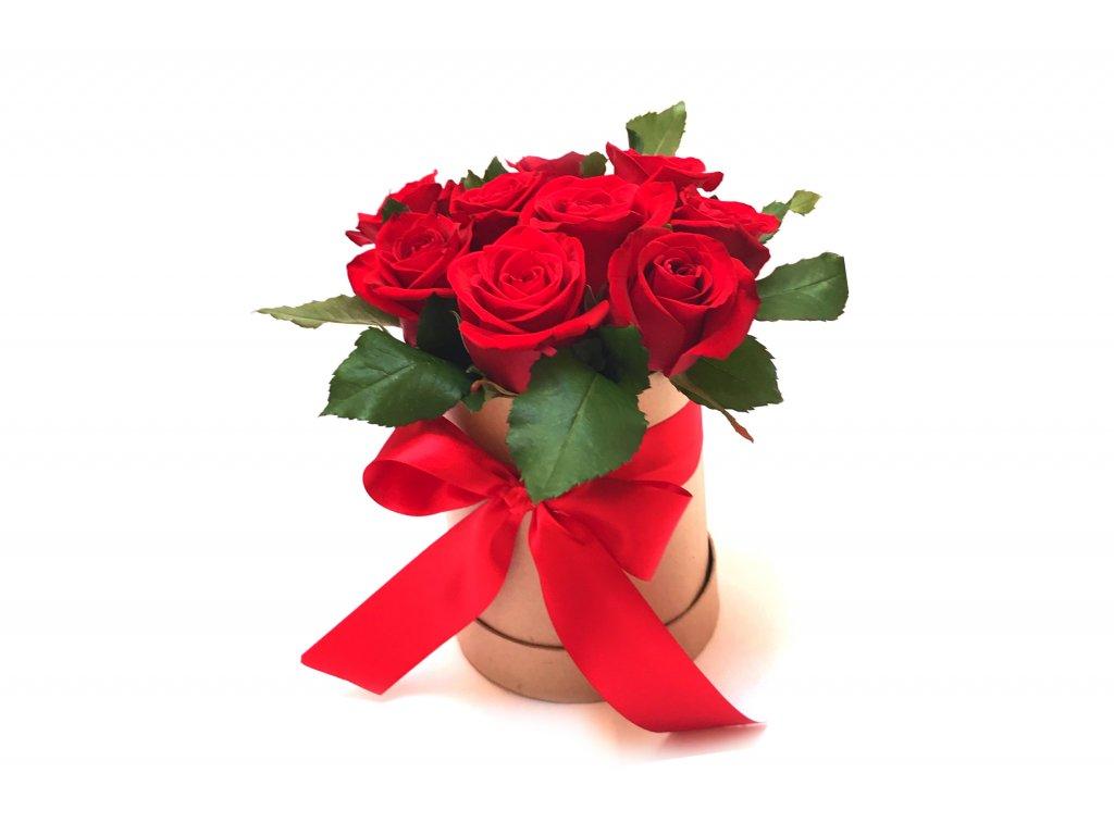 Flowerbox Mini - růže