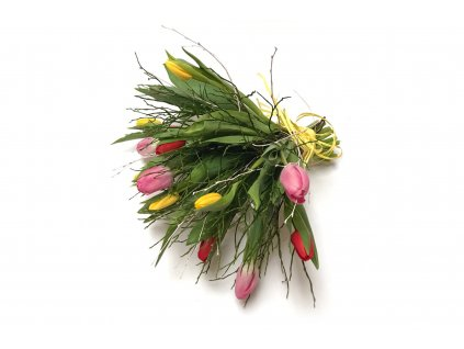 Kytice tulipánů Emílie