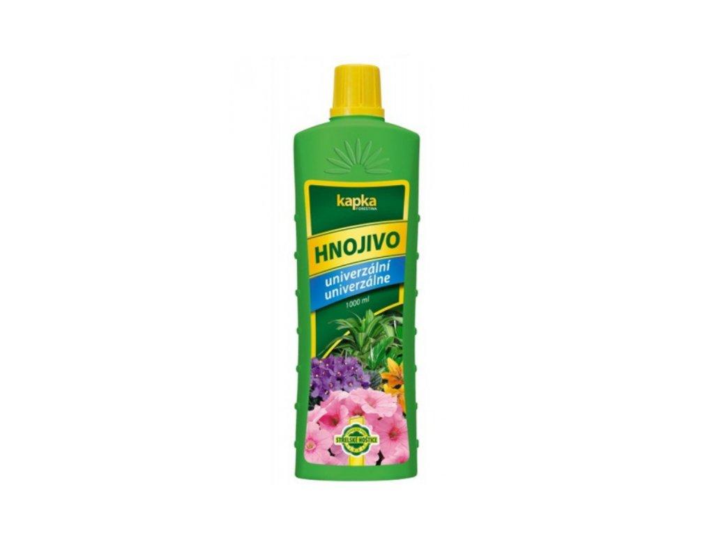 univerzalne hnojivo na izbove rastliny kapka