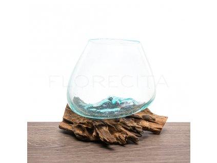 akvarium pre riasogule na dreve stredne florecita 003