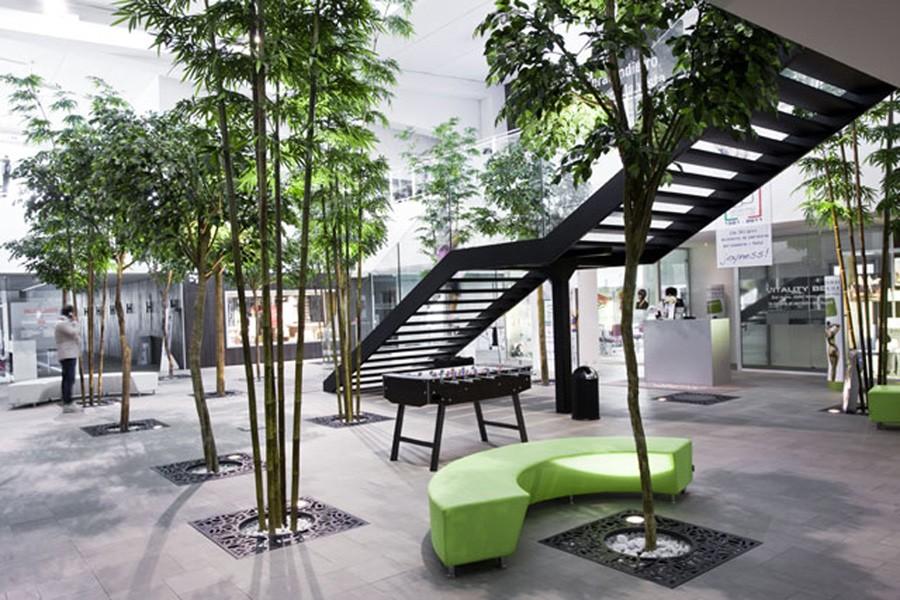 Umělé rostliny nové generace