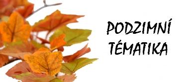Podzimní tématika