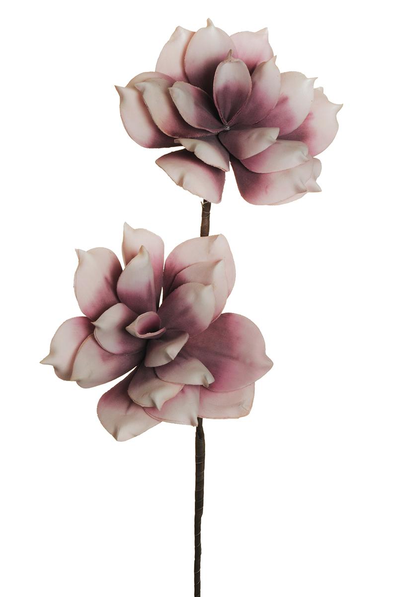 pěnové květiny