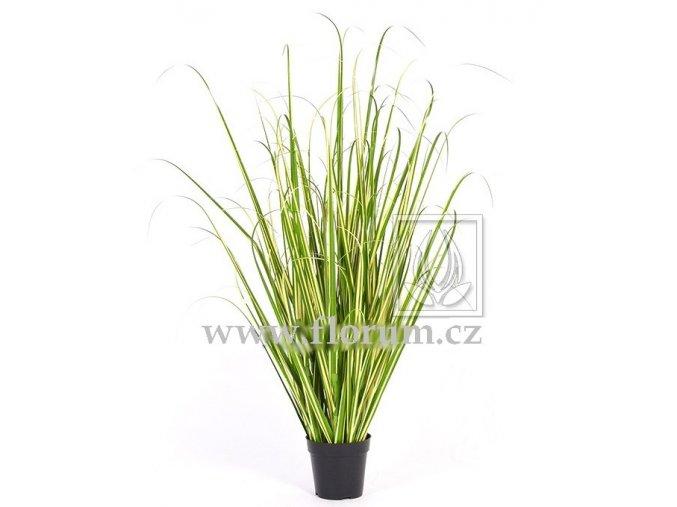 Umělá rostlina Tráva Vario (110cm)